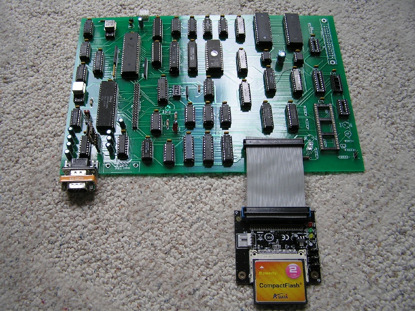 Z80 Support